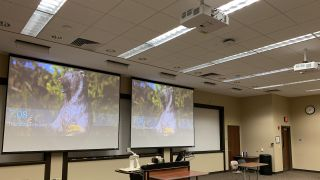 Kutztown University has outfitted the majority of the 220-plus classrooms on campus with Maxell Pro AV laser projectors with the help of the company's OneVision program for higher education.