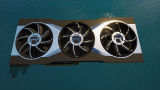 AMD RX 6000 series in Fortnite