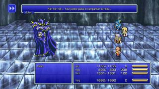 FF4 Pixel Remaster - Golbez boss fight