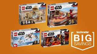 Star Wars Fans Assemble These Black Friday Lego Deals Should Be Your Next Buy Techradar