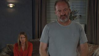 Nicola pleads with Jimmy in Emmerdale