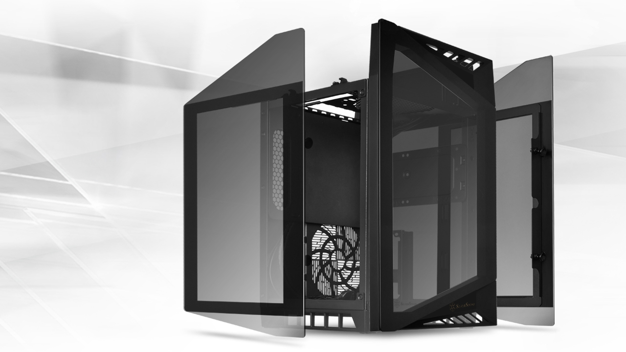 SilverStone (Finally) Launches Lucid LD03 Mini-ITX Case | Tom's ...