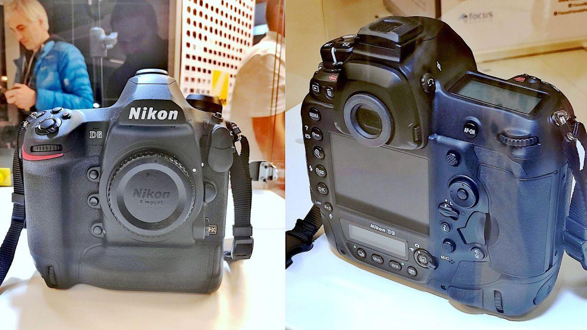Has Nikon just registered the Nikon D6?