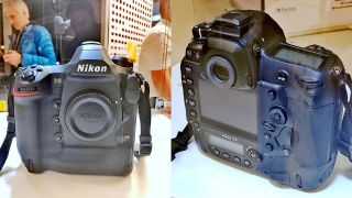 Nikon has just registered a new camera model – and it's likely to be the Nikon D6