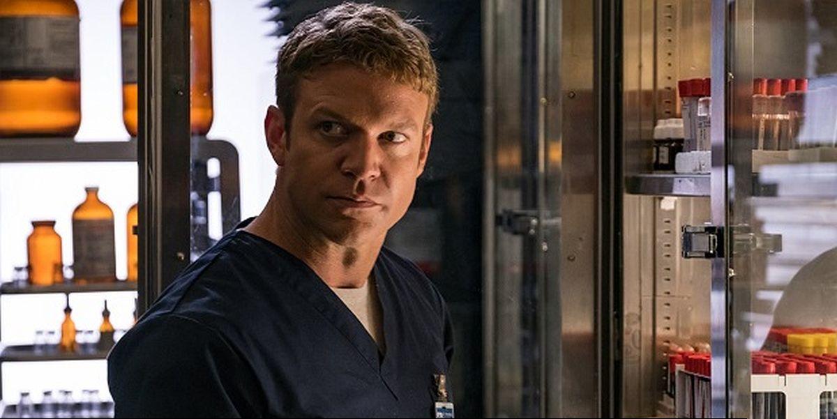 Matt Passmore as Logan Nelson in Jigsaw