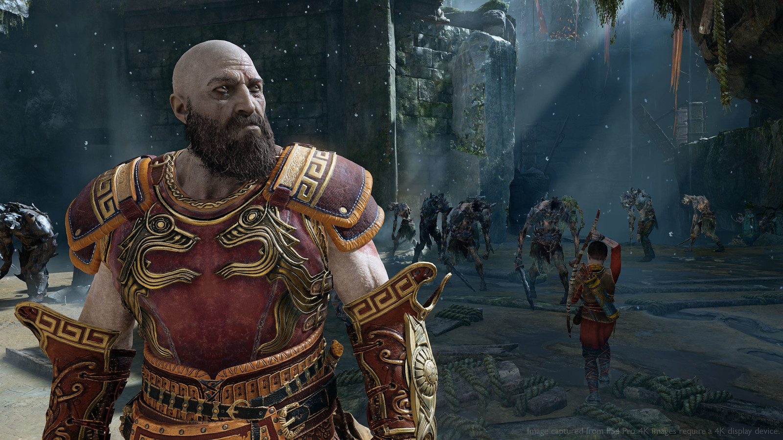 God Of War On Pc Here S Why The Ps4 Game Could Be Making The Jump Techradar