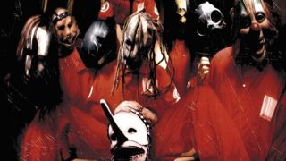 The cover of Slipknot's self-titled debut album