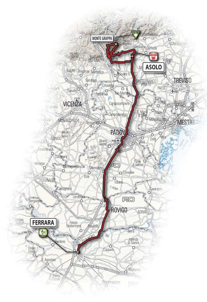 giro d'italia, giro, tour of italy, stage map