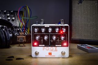 Guitar Synth Pedal >> Seymour Duncan Introduces Fooz Analog Fuzz Synthesizer Pedal