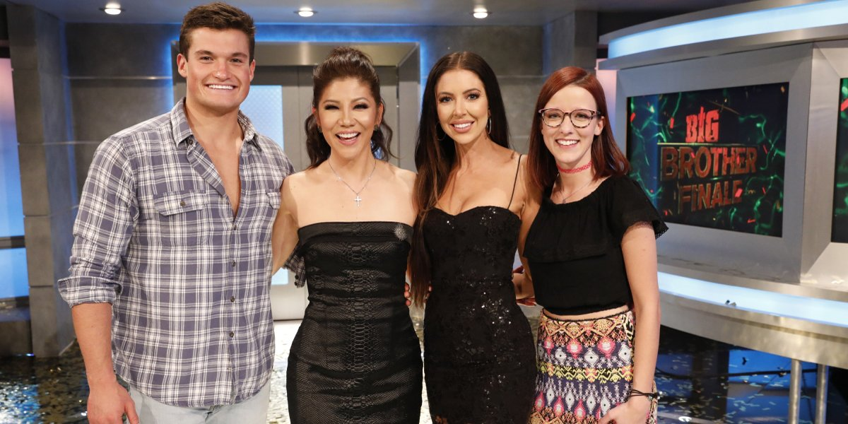 Big Brother 21 finale Jackson Julie Chen Holly Nicole 2019 CBS