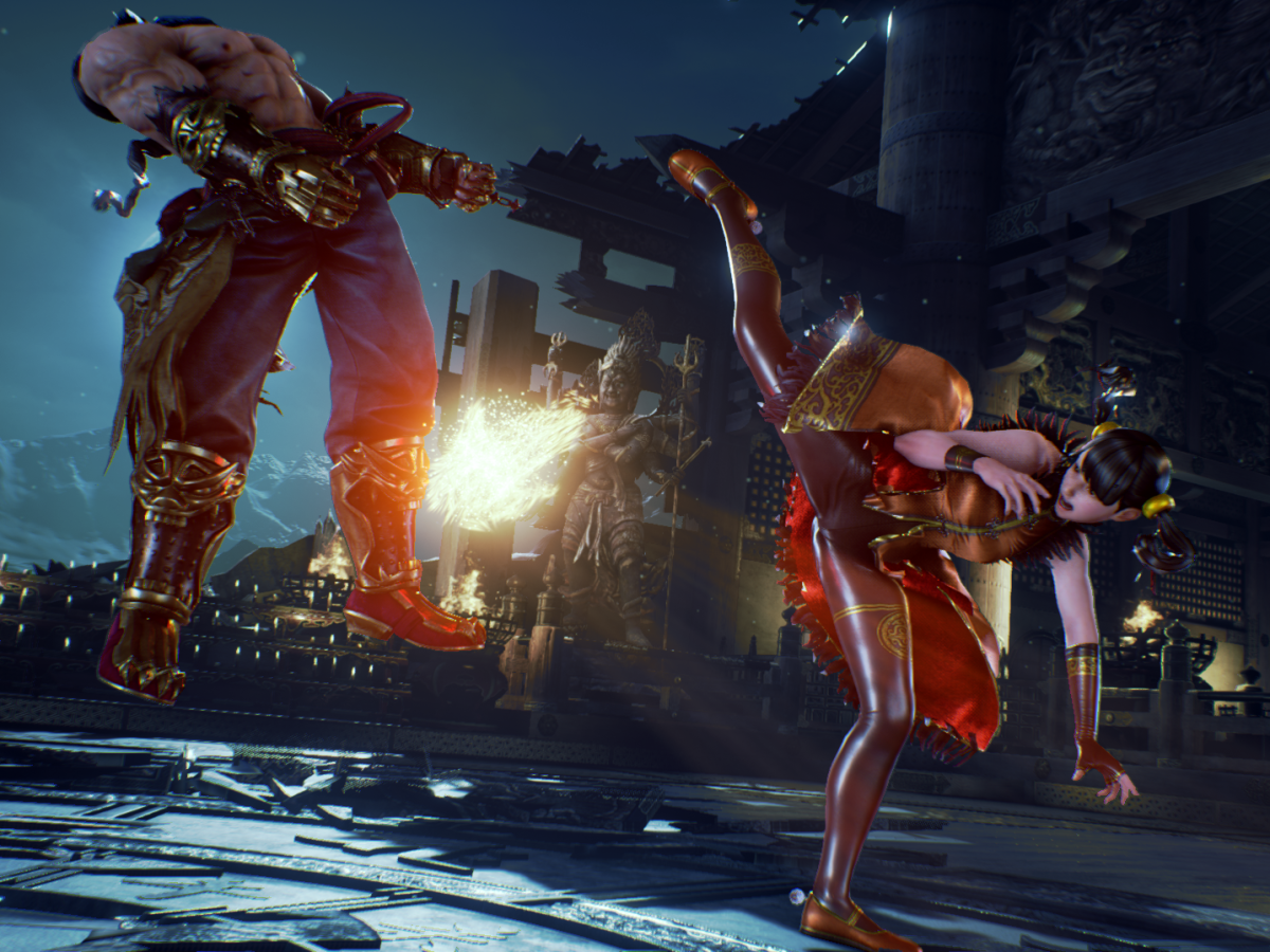 Tekken 7 Reviewed: 7 Reasons You Need to Play | Tom's Guide