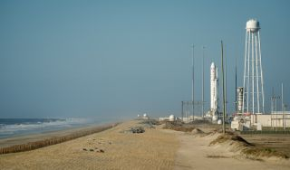 Orbital Sciences Corp. Antares rockets will launch from Pad 0A on Wallops Island, Va.