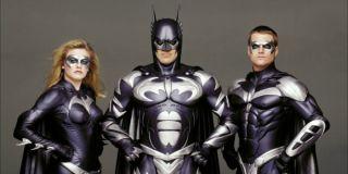 Batman & Robin power trio