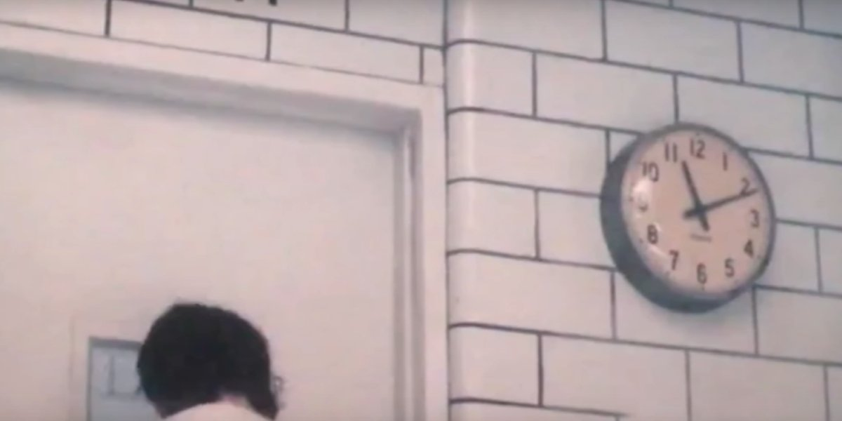 The mysterious clock on Arthur Fleck's cell wall in Joker