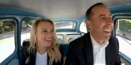 Jerry Seinfeld Doesn't Sound Very Worried About That Comedians In Cars Lawsuit