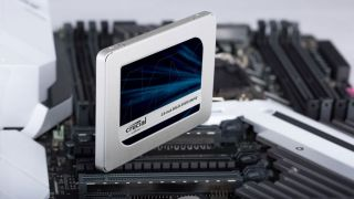 Our favorite SSD for bulk storage, Crucial's MX500, is down to $154 for 2TB