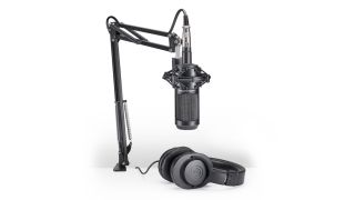 Audio-Technica is offering four recently introduced bundles catered to content creators, including podcasters, videographers, live-streamers, YouTubers, and beyond.