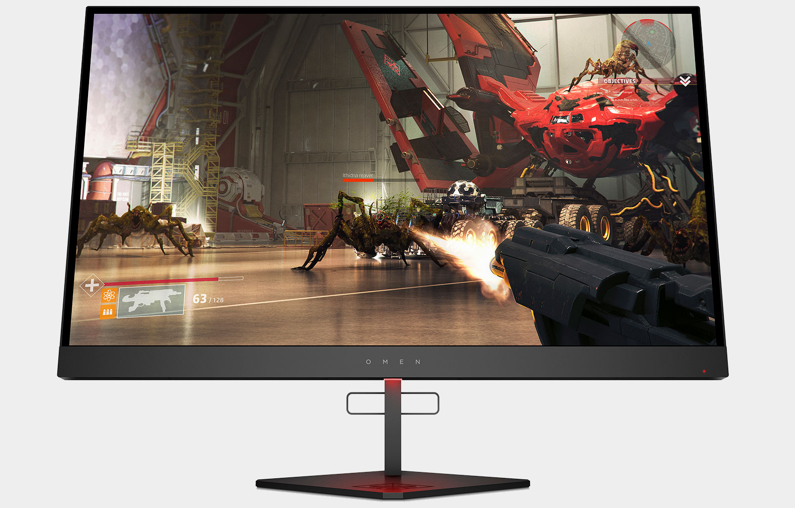 HP is releasing a 27-inch 240Hz QHD gaming monitor with HDR for $649 | PC Gamer