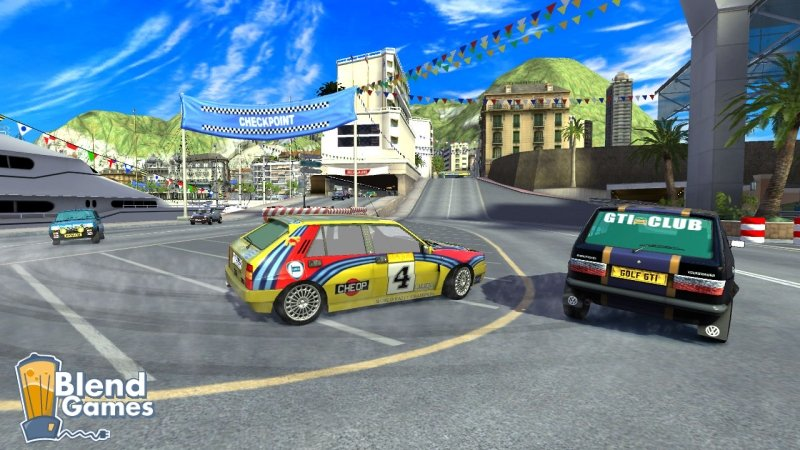 Konami's GTI Club Exclusively Available On PS3 #5144