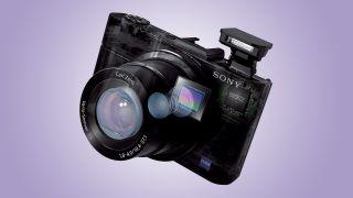 Sony RX100. Image Credit: Sony/TechRadar.