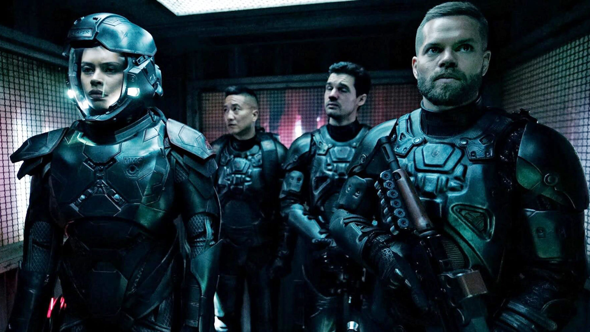 The Expanse' Gets a Season 5 with Amazon (And Season 4's Coming in Hot!) |  Space