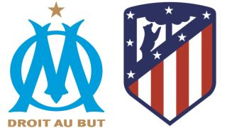 Europa League final with Marseille vs Atlético Madrid