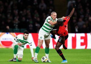Celtic v Rennes – UEFA Europa League – Group E – Celtic Park