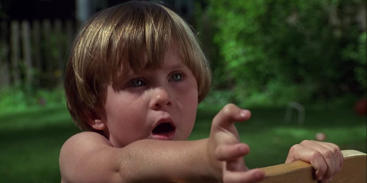 Hank Johnston in Dennis The Menace