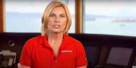 Captain Sandy Offers Up Life Advice To Below Deck Fans