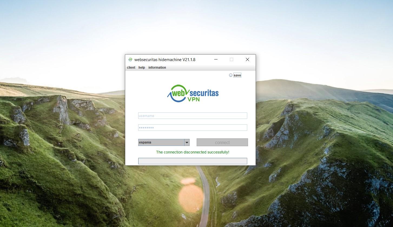 Websecuritas VPN