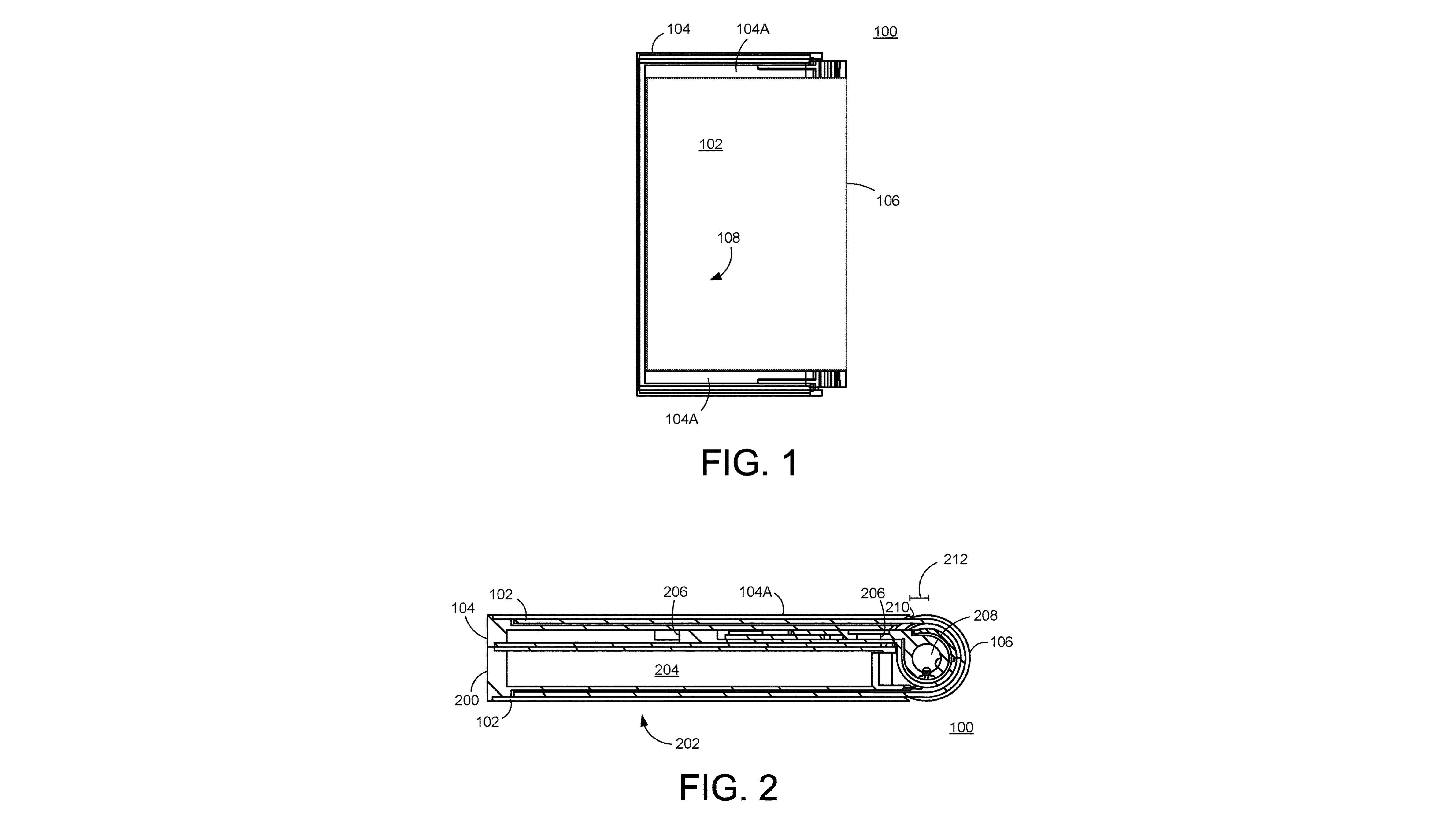 Pixel foldable patent