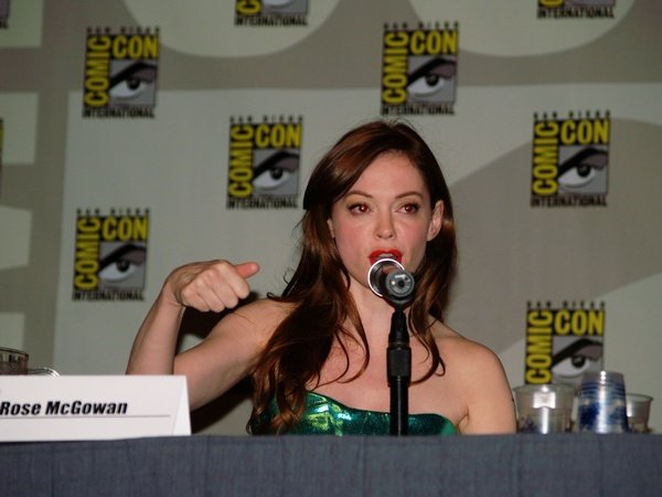Comic Con: Red Sonja Panel In Detail #195