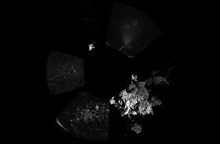 Comet 67P/Churyumov-Gerasimenko in November 2014