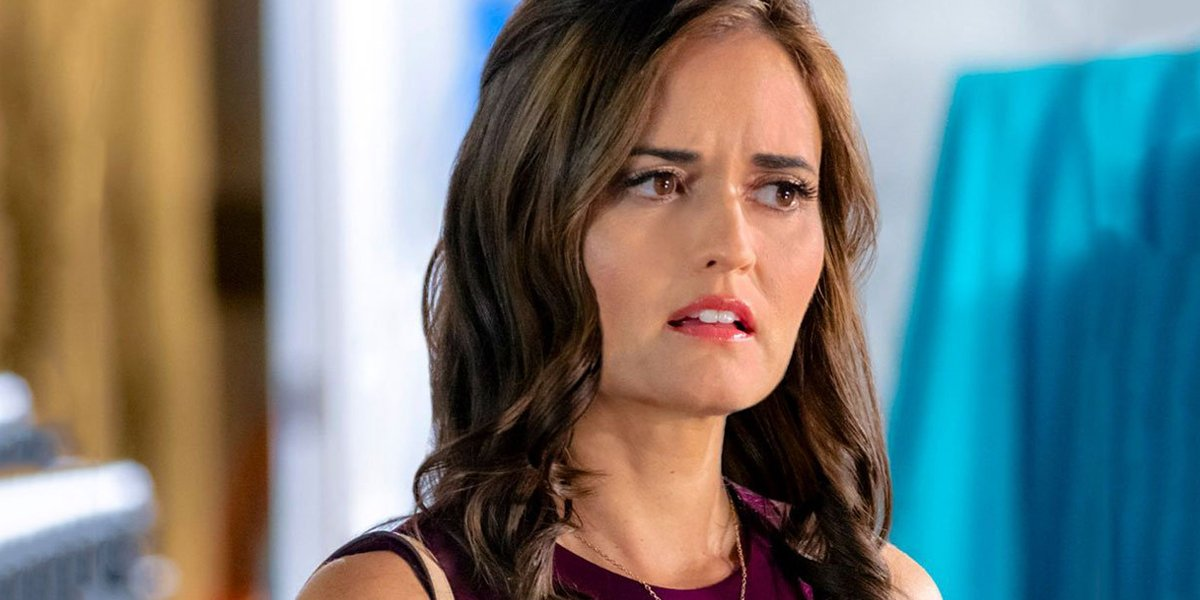 Danica McKellar in Matchmaker Mysteries: A Killer Engagement