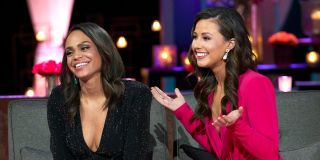 The Bachelor Michelle Young and Katie Thurston are announced as Bachelorettes on After the Final Rose