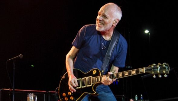 Peter Frampton Announces New Covers Album, 'All Blues'