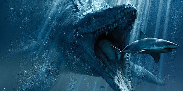 Jurassic World 2 Is Going To Feature An Epic Submarine Scene
