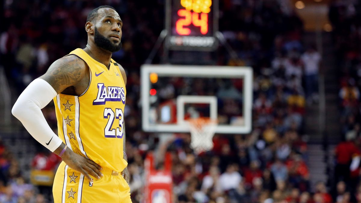 Lakers Vs Rockets Live Stream How To Watch Game 5 Of The Nba Playoff Series Today Techradar