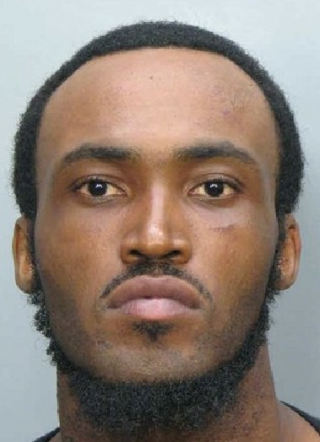 Undated mugshot of Rudy Eugene provided by Miami-Dade county, presumably from his last 2009 arrest.