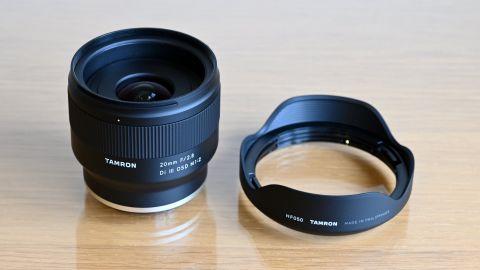 Tamron 20mm f/2.8 Di III OSD M 1:2