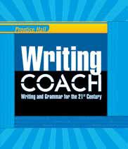 Product: Prentice Hall Writing Coach