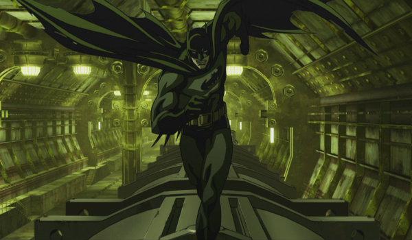 Batman in Gotham Knight