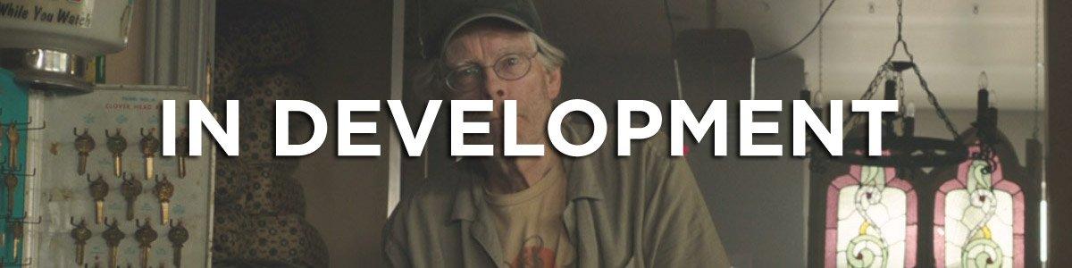 Stephen King In Development
