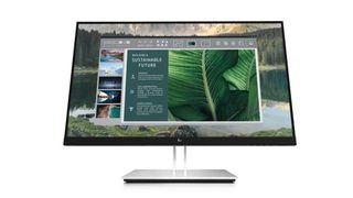 The HP E24u G4 and HP E27u G4 USB-C Monitors