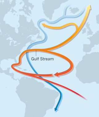 Jet Stream Steers Atlantic Currents | Live Science