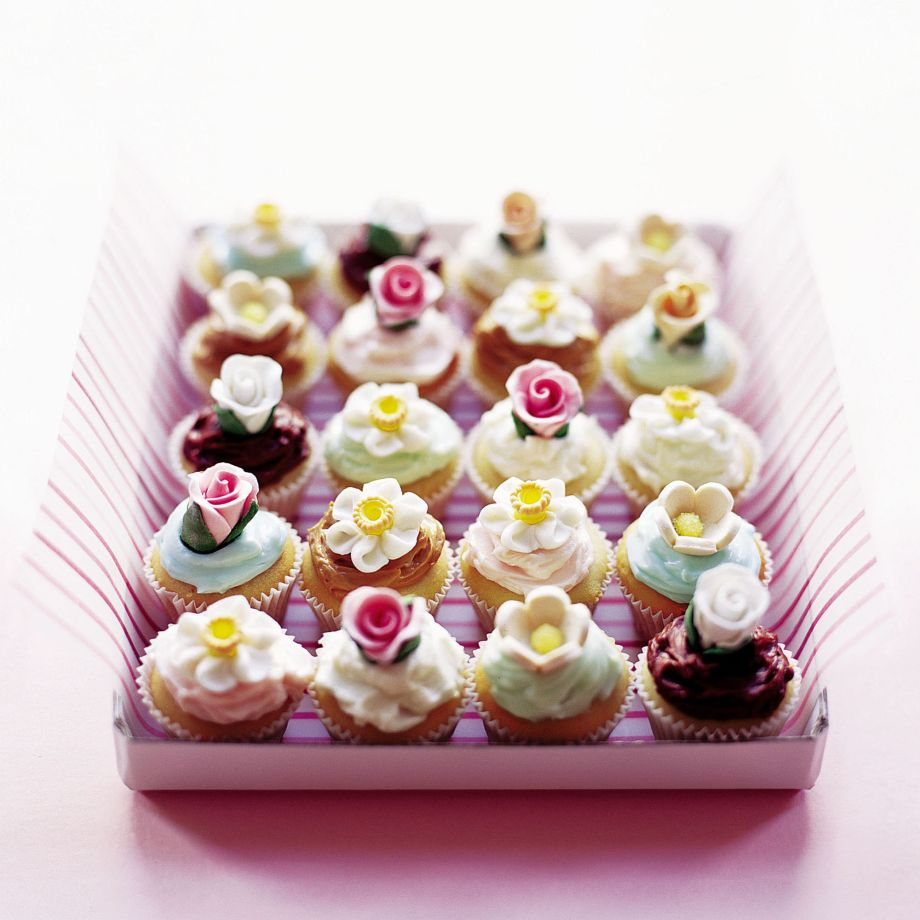 Girly Cupcakes Recipe Cake Recipes Ideas New Woman And Home