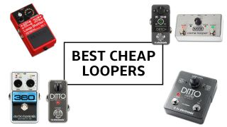 The 7 best cheap looper pedals 2021: essential budget loopers for your 'board