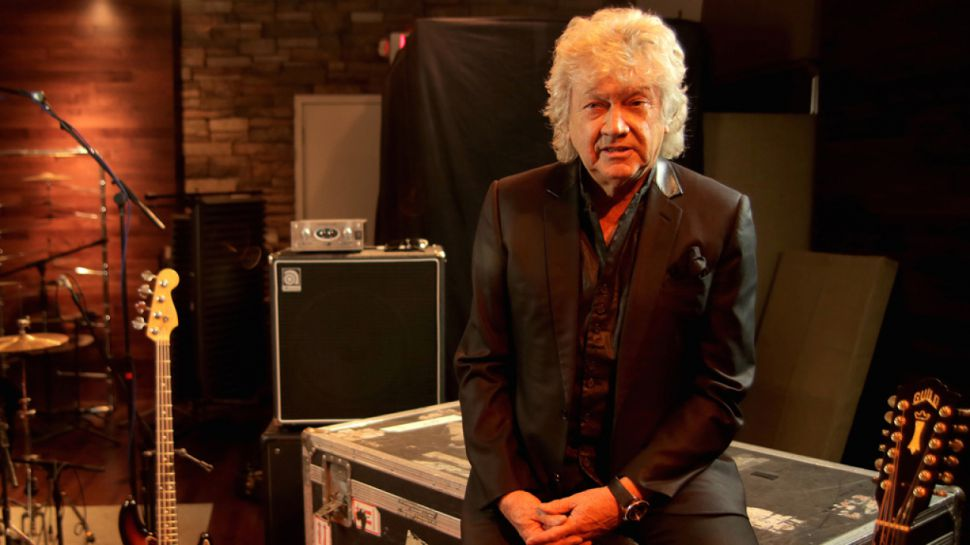 John Lodge announces UK solo dates