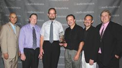 Audio-Technica Honors Online Marketin With President's Award