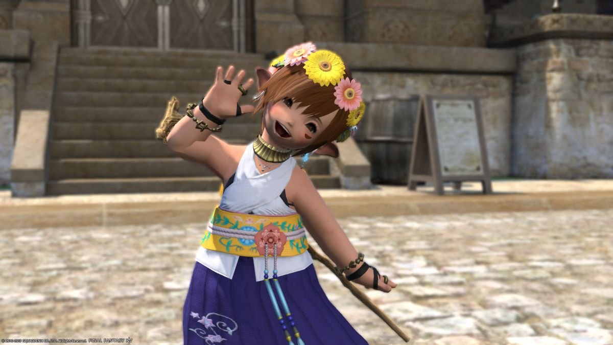 Everything you need to know about Glamour in Final Fantasy 14